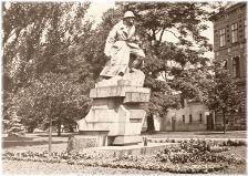Památník 1. světové války na Komenského náměstí
